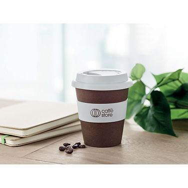 copo casca cafe material renovavel ecologia brindes