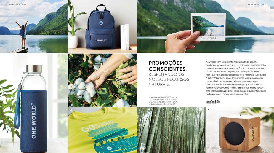 brindes publicitarios promocionais ecologia  reciclar