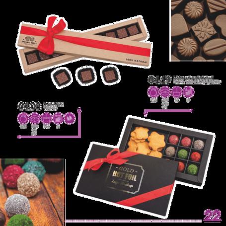 Sets de Chocolate