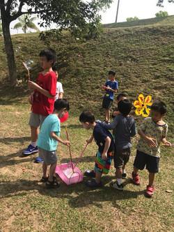 Hatching Season Exploration - Summer
