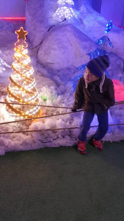Exploring Winter