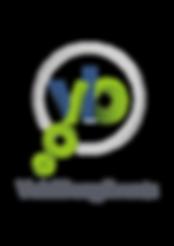 VeldBerg logo OP WIT transparante achter