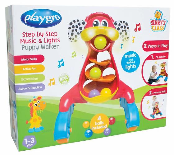 Playgro Gehspielzug
