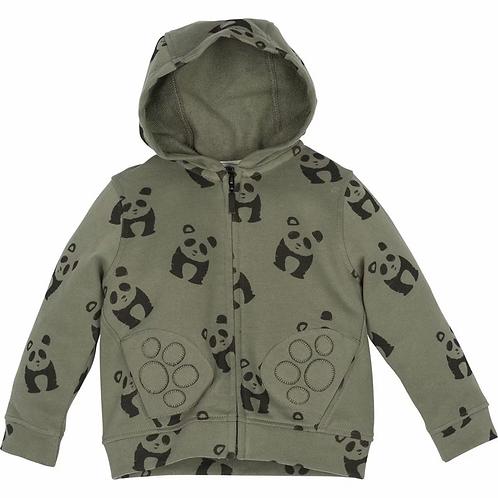 Hoodie mit Kapuze - Panda