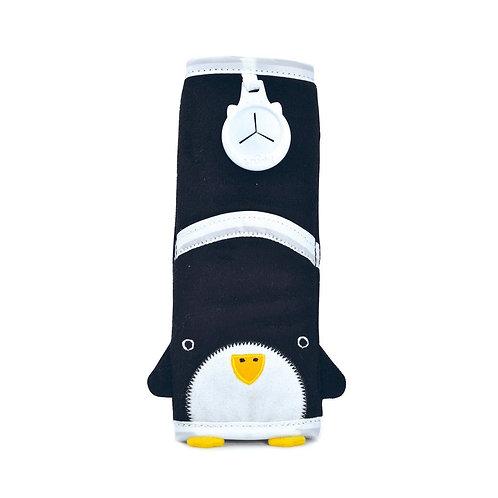 SnooziHedz Gurtpolster - Pinguin