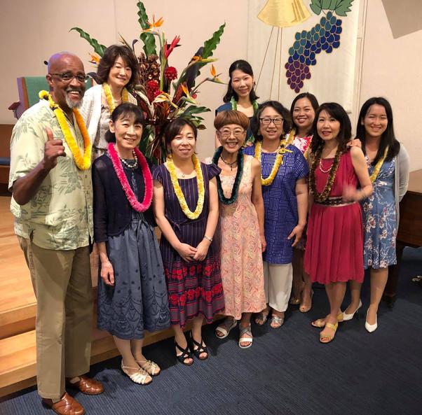 Union Praise Choir (Tokyo Union Church)