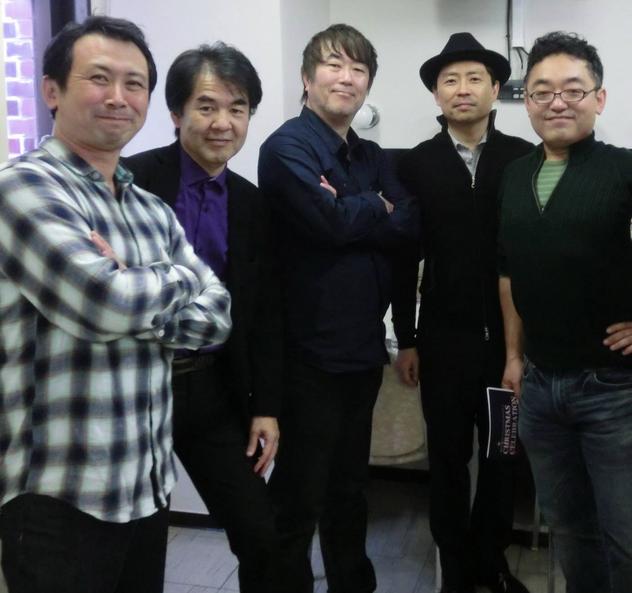 Tokyo Men Of Praise