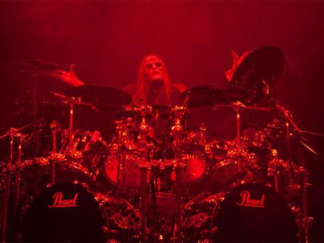 SLIPKNOT: Joey Jordison, founding member of the band, dies aged 46