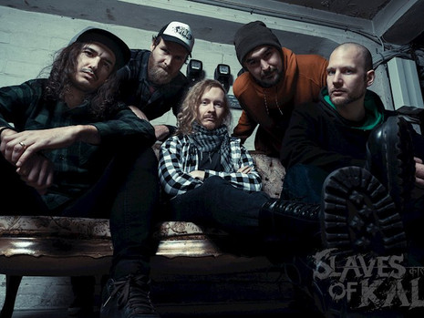 SLAVES OF KALI releases their new album UNCHARTED TRAILS independently!