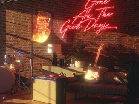 """""""Gone are the Good Days"""" : le nouvel album de CHUNK! NO, CAPTAIN CHUNK!"""