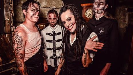 CHAOSEUM, le groupe suisse qui ranime le Nu Metal