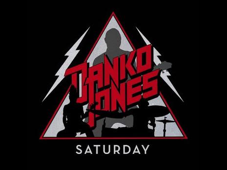 "DANKO JONES' ""Saturday"" music video is finally available!"
