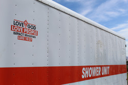 Our shower trailer