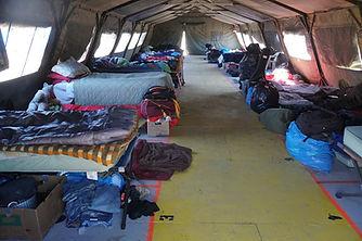 7.12.18- Dormitory Tent - Camp Hope.jpg