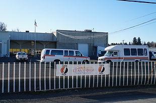 Camp Hope winter weather shelter - 1702 Englewood Avenue, Yakima, WA 98902
