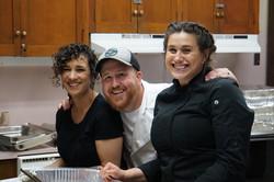 Tenielle & Shawn Niles, Lara Bodine