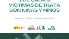 Empoderando a niños y niñas frente a la trata