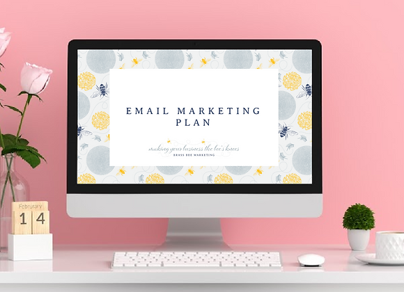 The 'Do It Yourself' Email Marketing Plan