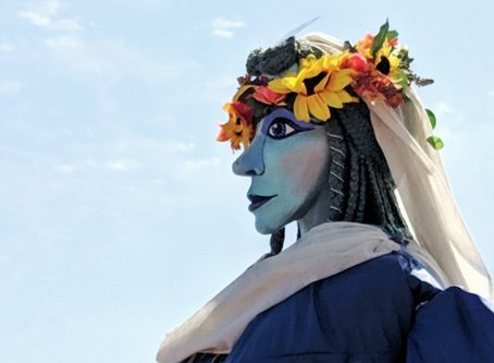 Not All Heroes Wear Capes; Some Wear Stilts - St Leonards Festival Review
