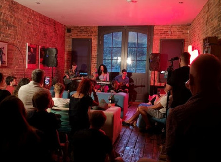 Hastings Sofar Sounds: secret live music performances