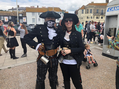 10 Hastings Pirate-Day tricks for updating your look without having to shiver anyone's timbers.