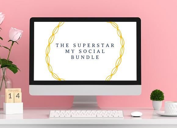 The 'Superstar My Social Media' Bundle