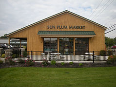New Commercial Design: Sun Plum Market