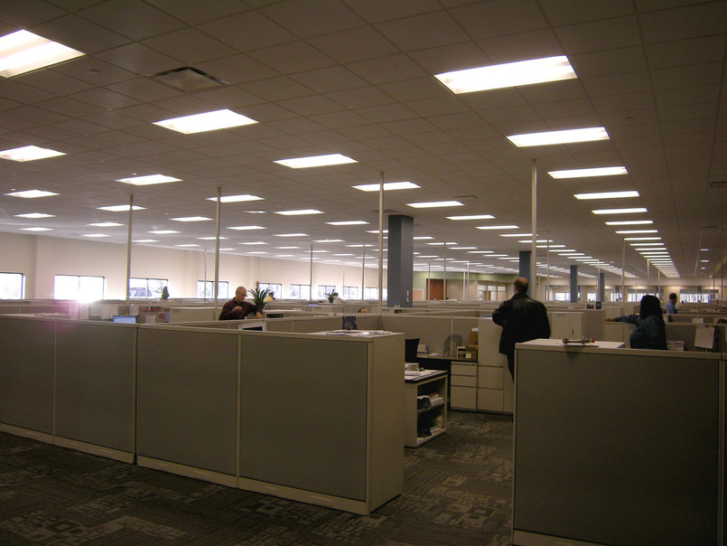 Office & Manufacturing Plant