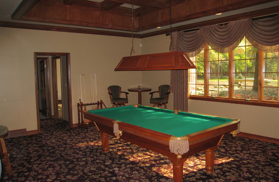 Interior Pool Addition