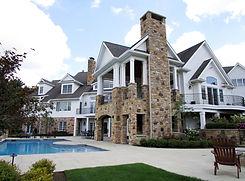 Outdoor Living: Backyard Terrace