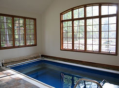 Home Remodel: Interior Pool Addition