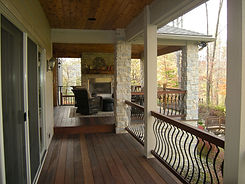 Outdoor Living: Terrace & Addition