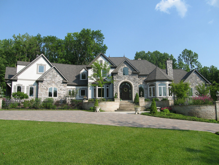Contemporary French Country