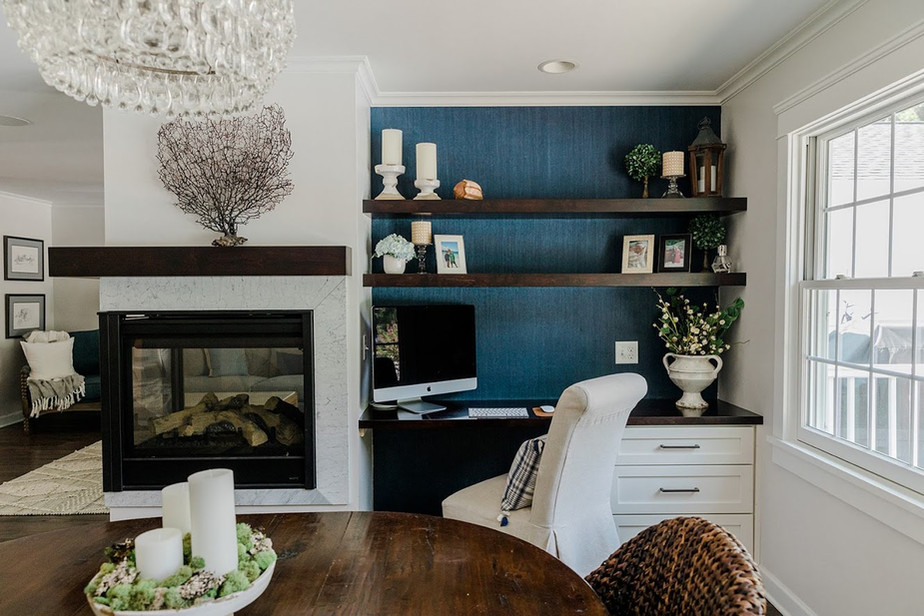 Fresh Look for a Dated Ranch
