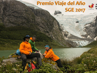 Premio Viaje del Año SGE 2017!!