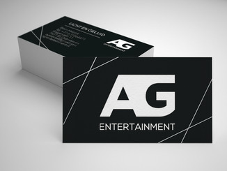 GRAPHIC DESIGN - AG ENTERTAINMENT
