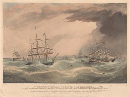Aboard Ship, 1853