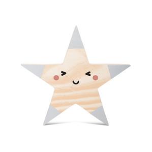 Plaquinha Estrela