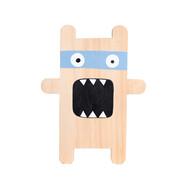 Plaquinha Monster