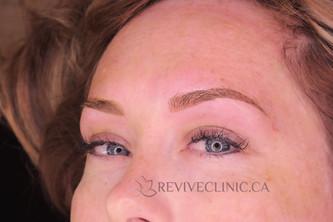 ginger soft powder brows