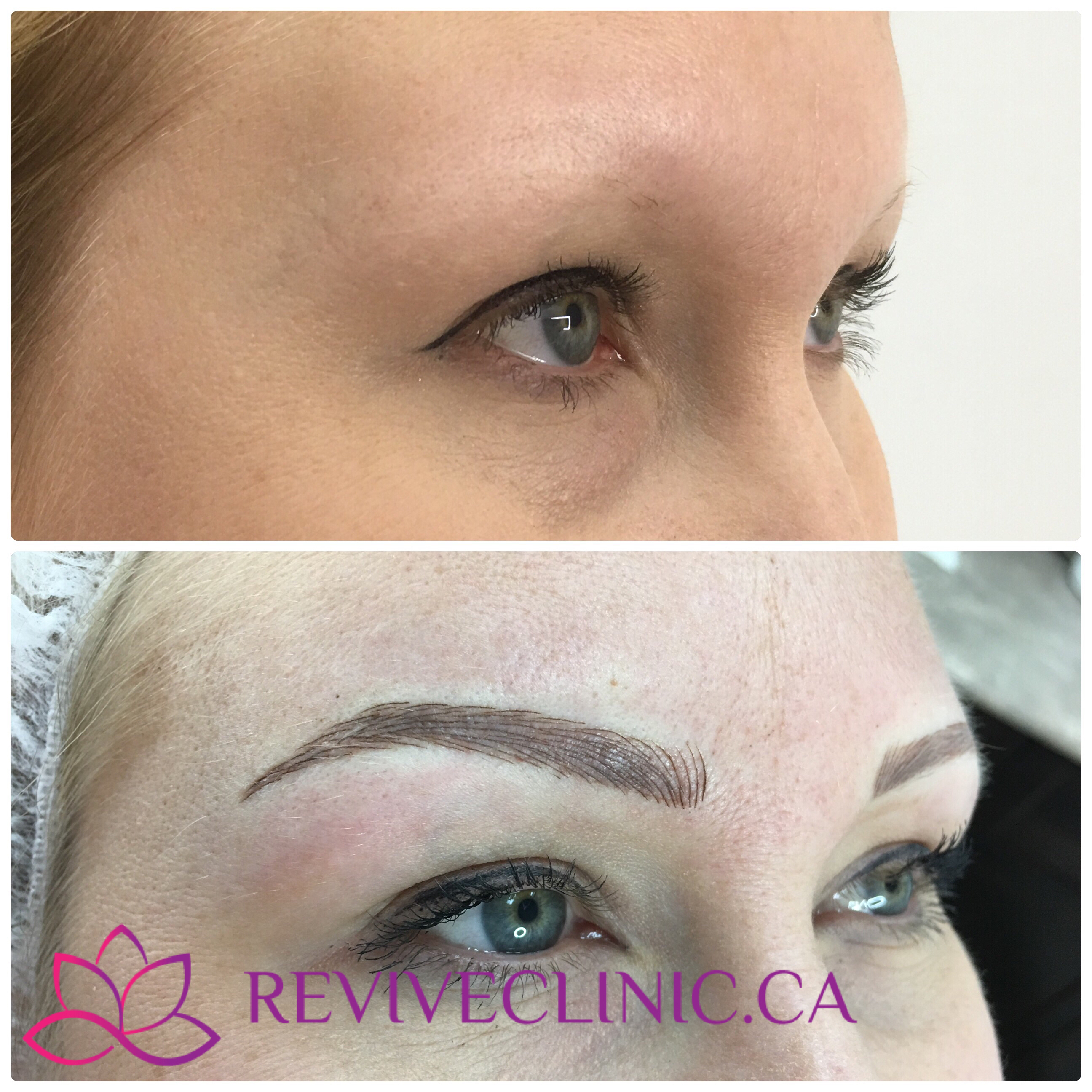 HAIRSTROKE BROWS