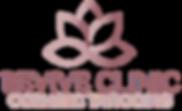 Lotus logo, overcoming adversity.