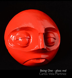Being One (gloss red)
