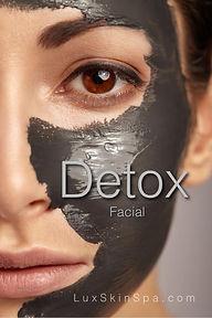 Detox Facial, Lux Skin Spa, Cedar Park, TX