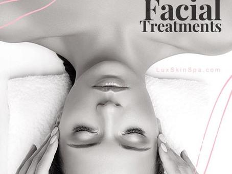 Lux Skin Spa - Cedar Park Texas - Facials - Skincare.