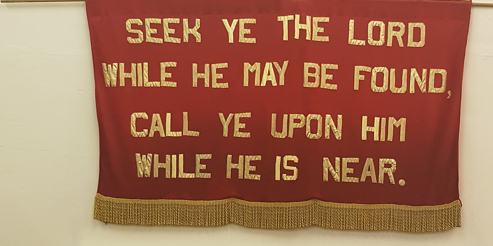 Prayer(Acton Community Church, Rectory Road, Acton W3 9NR - 7PM TIL 9PM (7)