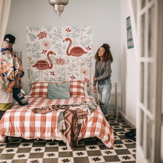 Apartment 4 -Bedroom