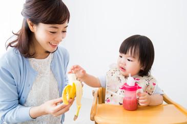 バナナの離乳食活用法