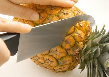 パイナップルカットの基本