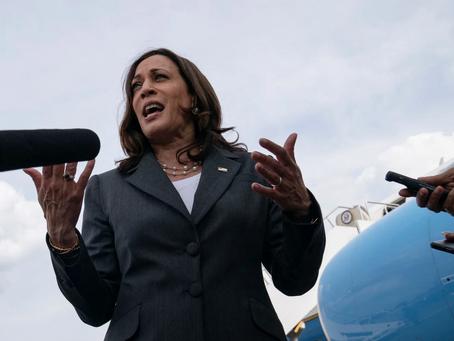 La vicepresidenta Kamala Harris visitará la frontera con México este viernes